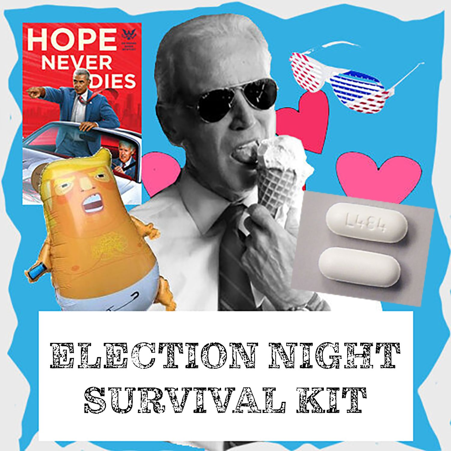 2020 Presidential Election Night Survival Kit
