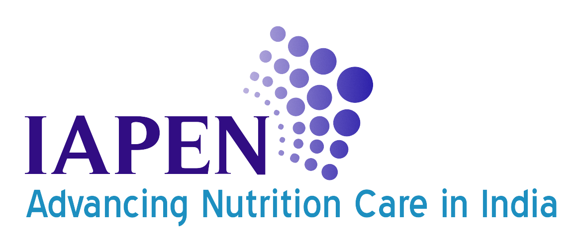 The Indian Association for Parenteral and Enteral Nutrition