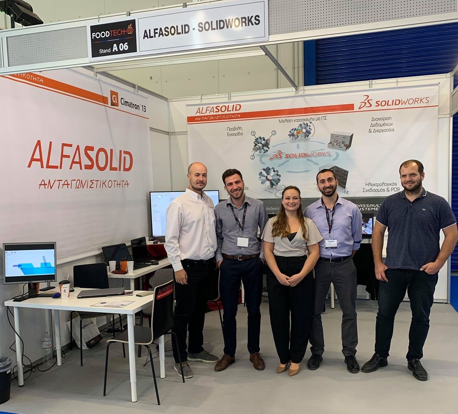 AlfaSolid at FOODTECH 2019