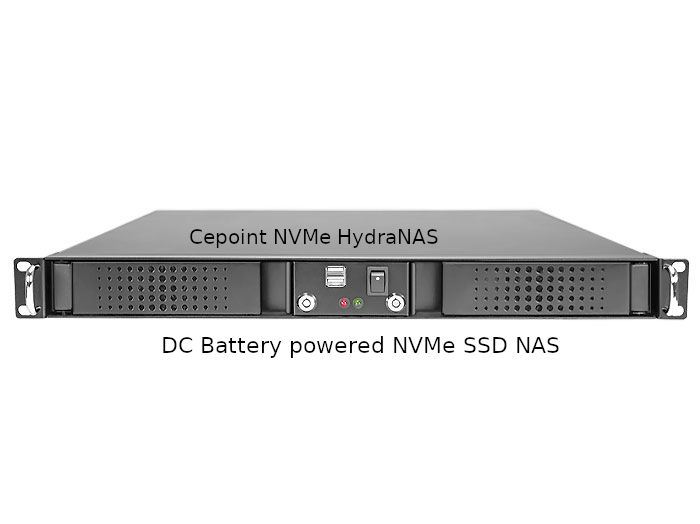 Battery Powered Nvme Hydranas