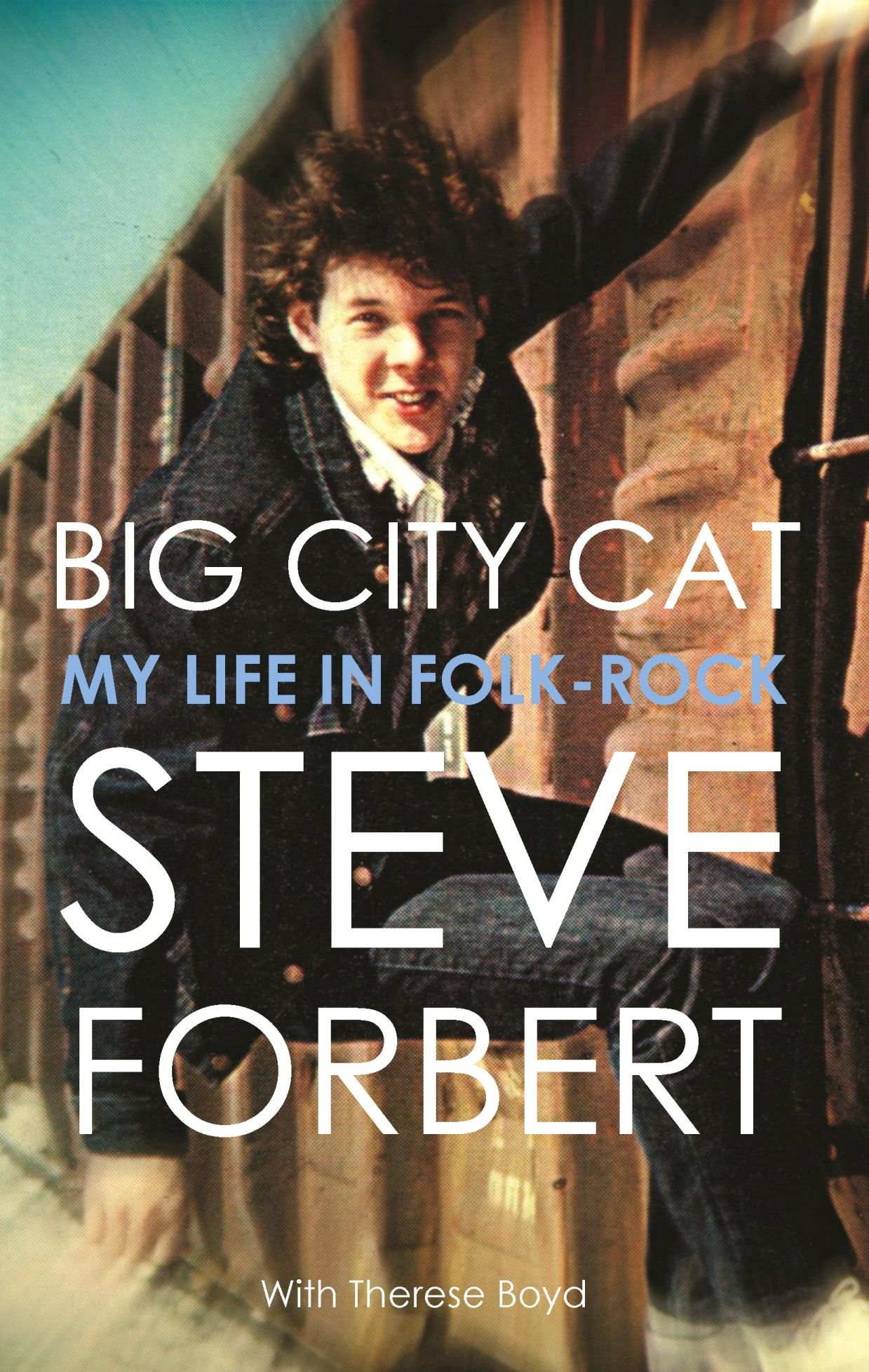 Big City Cat Steve Forbert