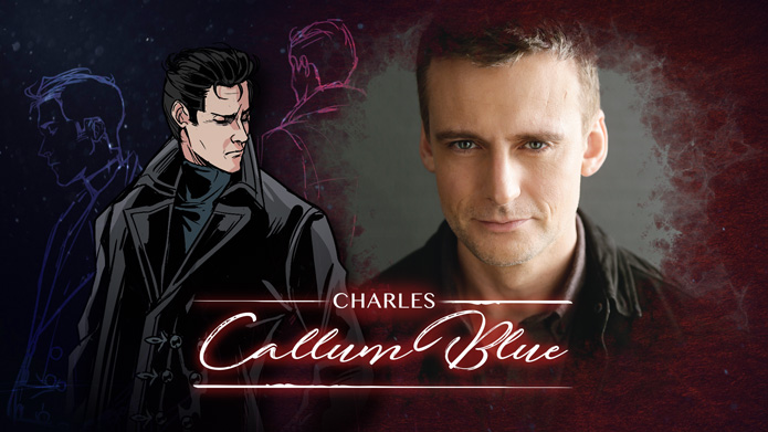 Callum Blue as Charles