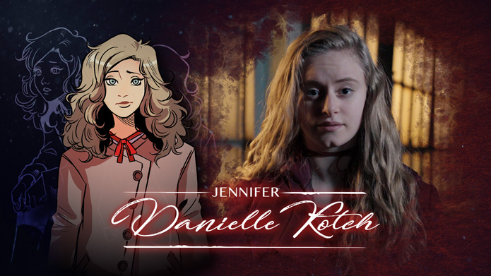 Danielle Kotch as Jennifer