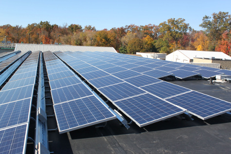 Exact Solar commercial rooftop in Pennsylvania