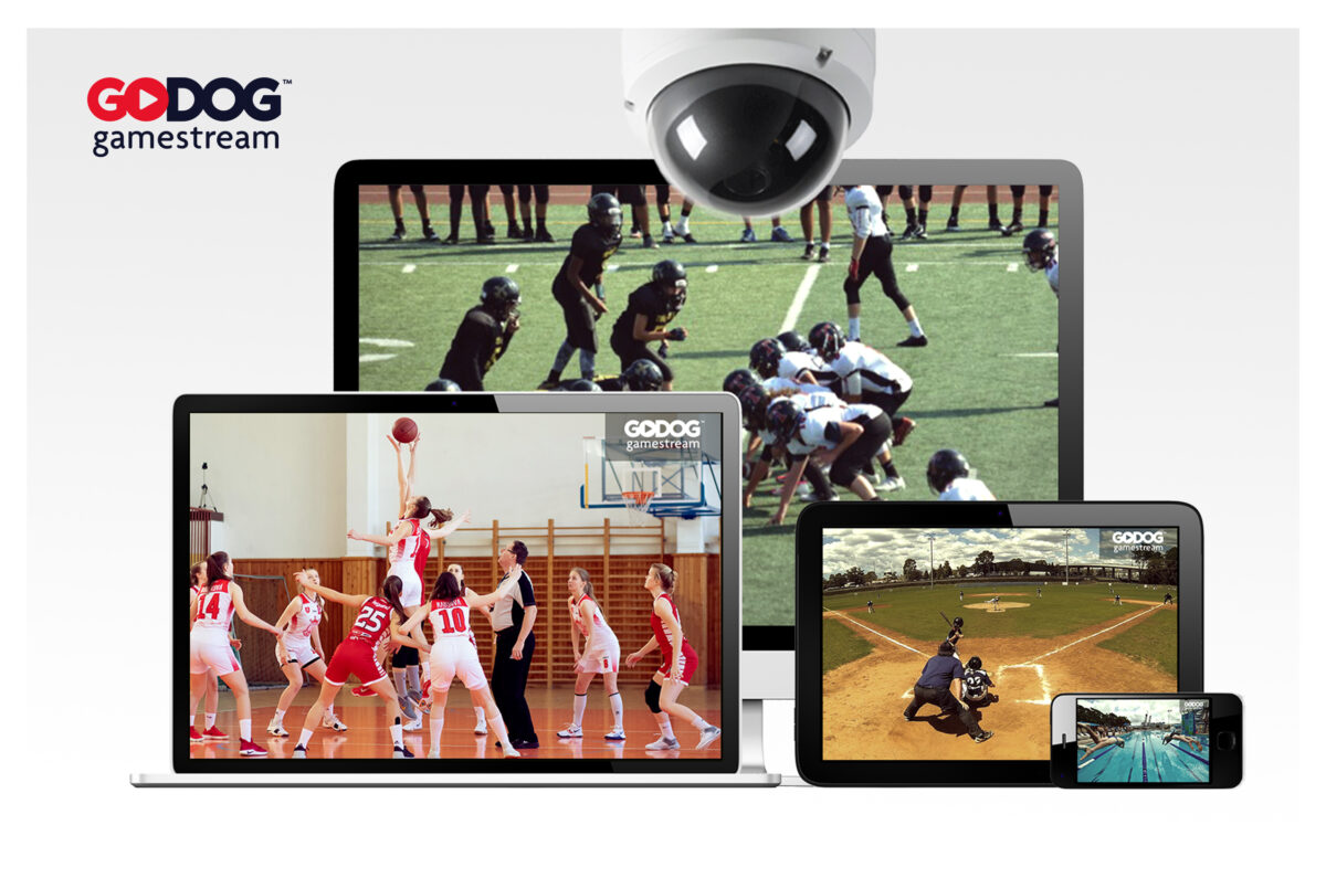 GoDog GameStream | Live Streaming Video