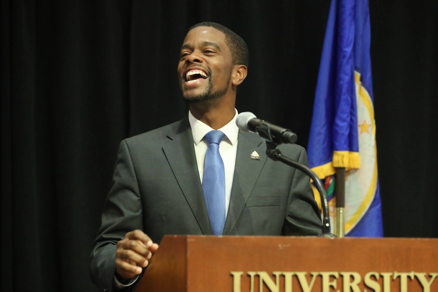 Honorable Mayor of St. Paul Melvin Carter