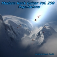 Modern Rock Guitar Vol.250 'Populations'