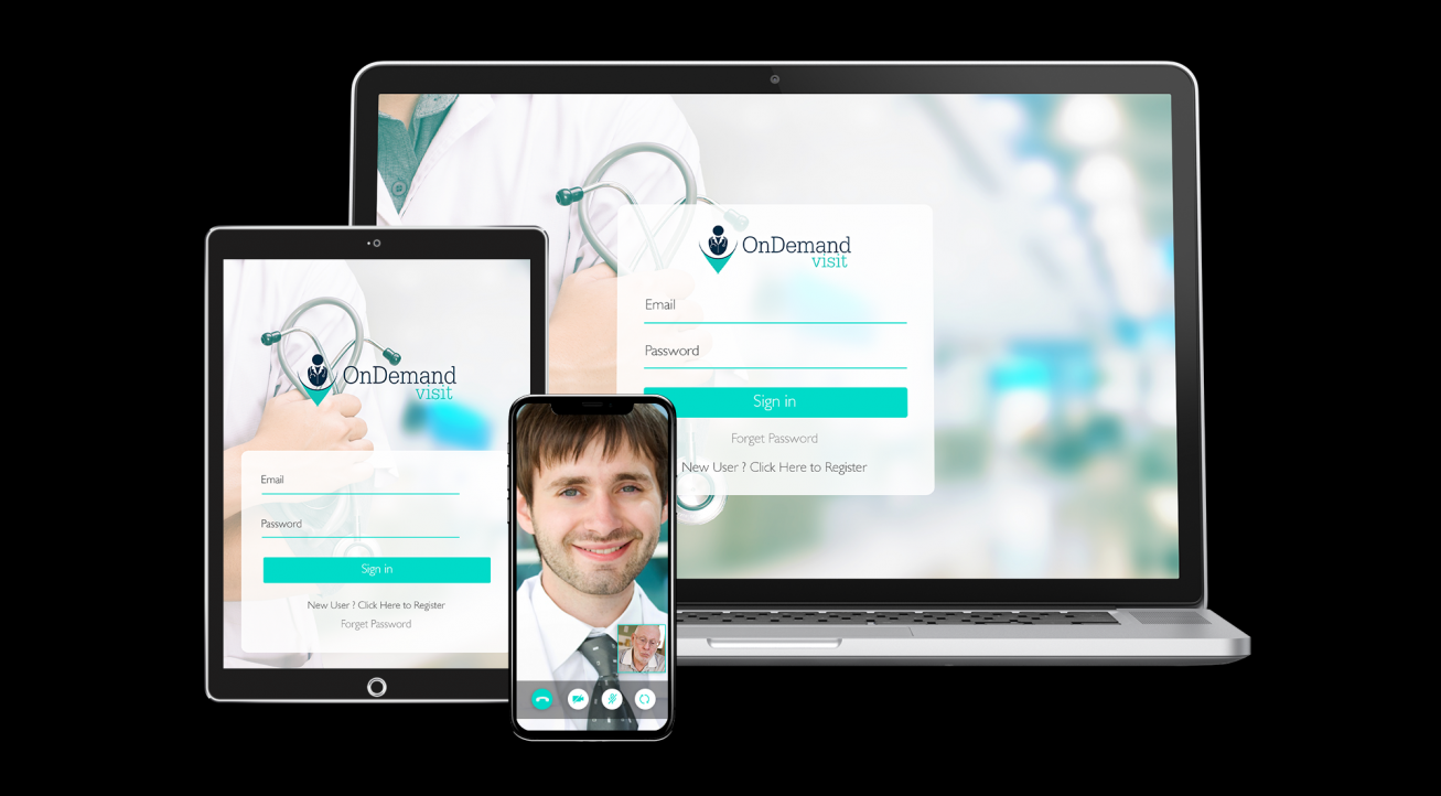 OnDemand doctor visit private label solution