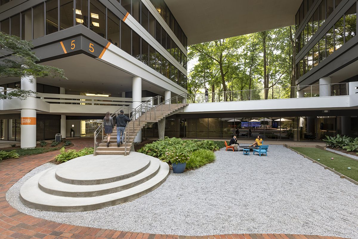 Piedmont Center Office - Atlanta, GA