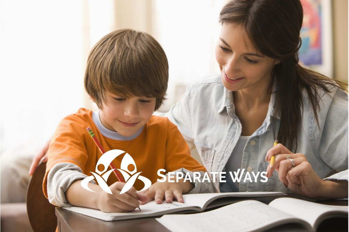Separate Ways tries to take the stress out of a difficult time.
