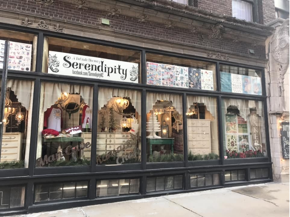 Serendipity Shopping in KC West Bottoms
