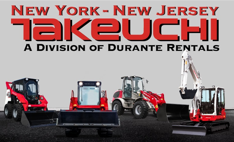 Takeuchi Earth Moving Machines