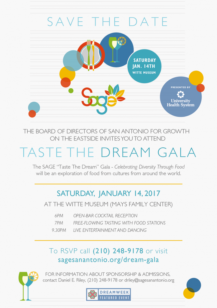 Taste The Dream Gala